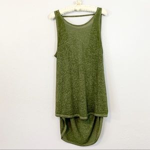 C & C California Sport Cowl Back Tunic Cover Up